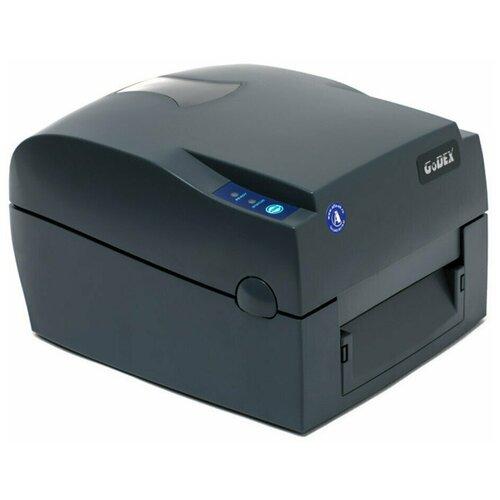 Фото - Термотрансферный принтер этикеток Godex GE500 U (втулка 1) 011-G50A22-004 godex rt863i