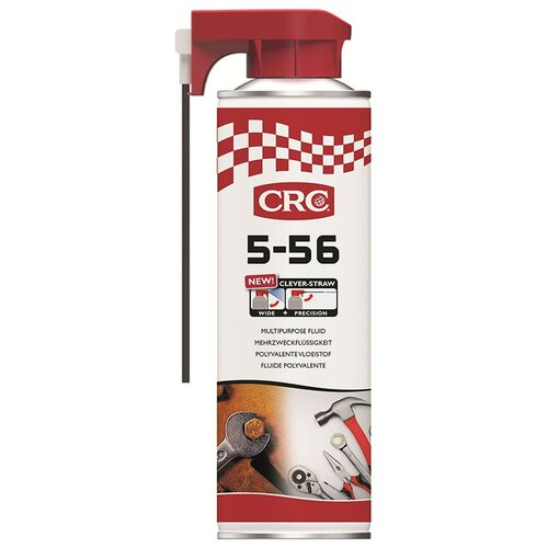 Многофункциональное смазывающе-проникающее средство CRC 5-56 500ml 33026