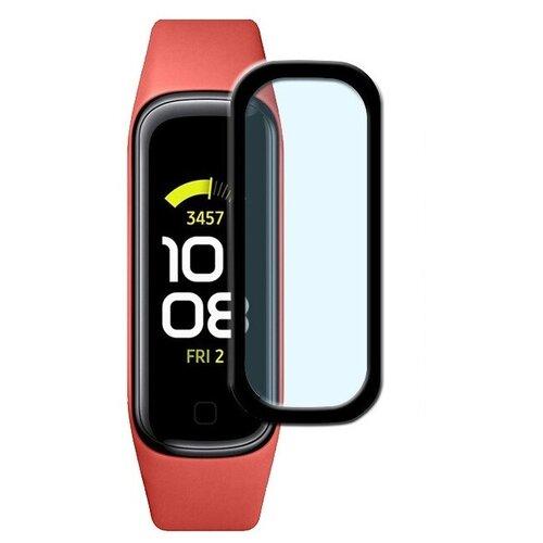 Гидрогелевая защитная пленка для экрана смарт-часов Samsung Galaxy Watch Fit2