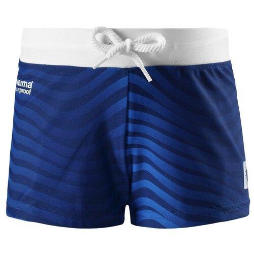 Купить Плавки Reima размер 122, синий, Белье и пляжная мода