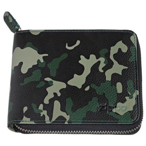 Фото - Портмоне ZIPPO 2006055 зелёный камуфляж натуральная кожа портмоне zippo серо чёрный камуфляж натуральная кожа 11 2x2x8 2 см
