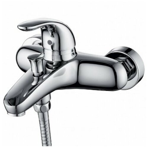 Смеситель для ванны Kaiser Safira 15022 Chrome