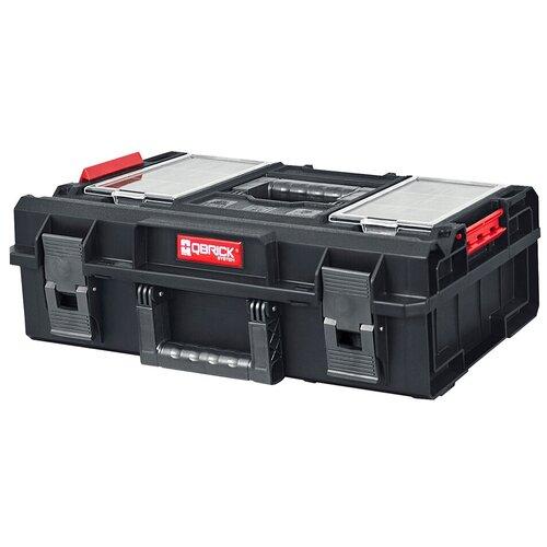 Фото - Ящик для инструментов QBRICK SYSTEM ONE 200 PROFI ящик для инструментов qbrick system one 200 basic 585x385x190mm 10501231