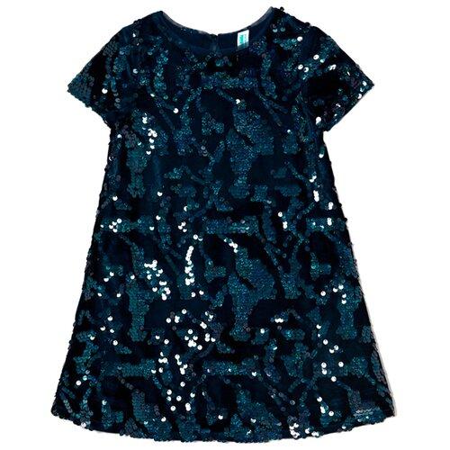 Фото - Платье Acoola размер 122, темно-синий платье mayoral размер 7 122 темно синий