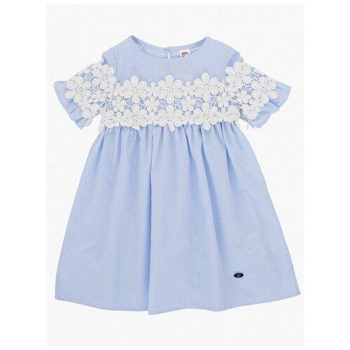 Платье Mini Maxi размер 104, голубой