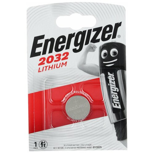 Фото - Батарейка Energizer 2032 10шт батарейка energizer max plus aa 4 шт