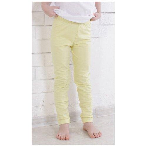 Фото - Легинсы Jewel Style GB 10-130 размер 92, св. желтый брюки jewel style gb 10 150 размер 140 синий