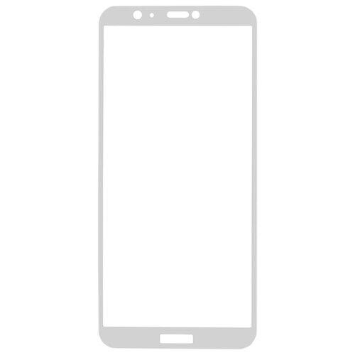 Защитное стекло Gosso FULL SCREEN для Huawei P Smart/Enjoy 7s белый