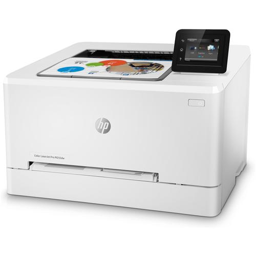 Фото - Принтер HP Color LaserJet Pro M255dw, белый принтер hp color laserjet pro m255dw 7kw64a