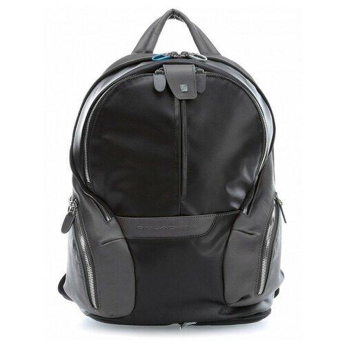 Рюкзак PIQUADRO Coleos CA3936OS черный рюкзак piquadro ca4443br черный