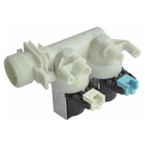 Электромагнитный клапан подачи воды (КЭН) для стиральной машины Ariston (Аристон), Indesit (Индезит), Hotpoint-Ariston (Хотпойнт-Аристон) - 110333