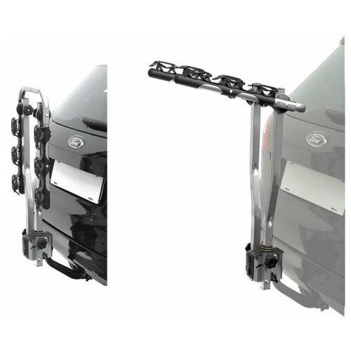 Багажник 0-500667-3 автомобильный на фаркоп, откидной Peruzzo AREZZO, для 3х велосип.