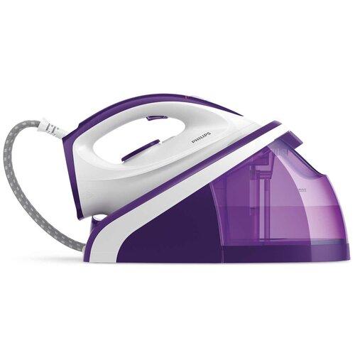 Фото - Парогенератор Philips HI5919/30 белый/фиолетовый парогенератор philips gc7808 40