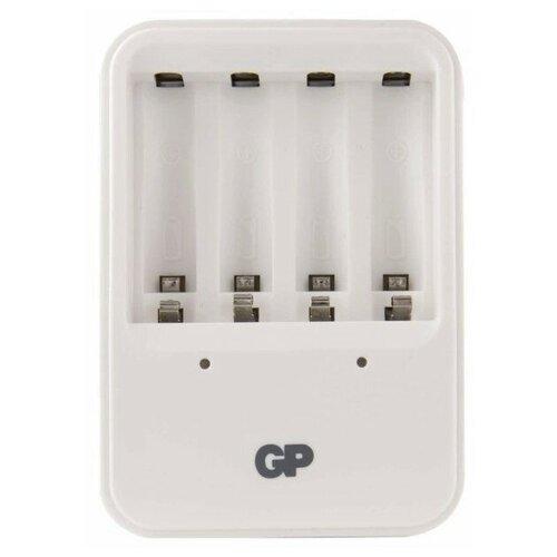 Фото - Зарядное устройство GP РВ420 зарядное устройство gp pb320gs 2cr1