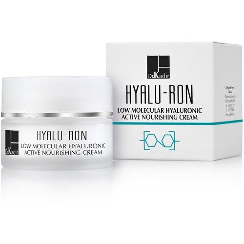 Dr. Kadir Гиалуроновый активный питательный крем - Hyalu-Ron Low Molecular Hyaluronic Active Nourishing Cream, 50 мл недорого