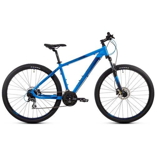 велосипед горный scott aspect 950 269806 черный бронза размер рамы m Горный (MTB) велосипед Aspect Stimul 29 (2021) синий 20 (требует финальной сборки)