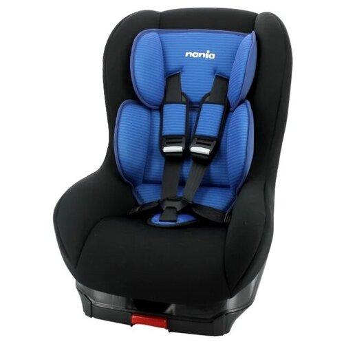 Автокресло группа 1 (9-18 кг) Nania Maxim Isofix Tech, blue автокресло группа 0 1 до 18 кг nania driver colors blue