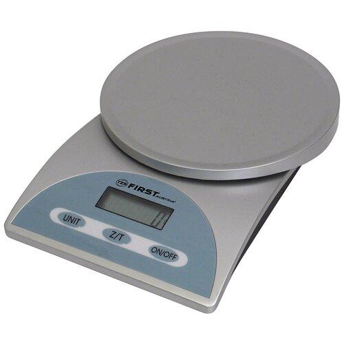 Кухонные весы FIRST AUSTRIA 6405 silver недорого