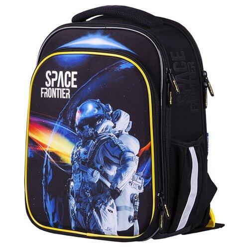 Купить Berlingo ранец Expert Plus Spaceman, синий/черный, Рюкзаки, ранцы
