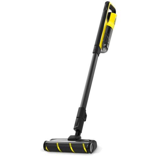 Пылесос KARCHER VC 4s Cordless Plus, черный/желтый пылесос karcher vc 4s cordless plus желтый черный