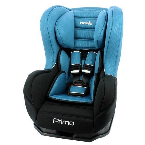 Автокресло группа 0/1/2 (до 25 кг) Nania Primo Luxe, blue