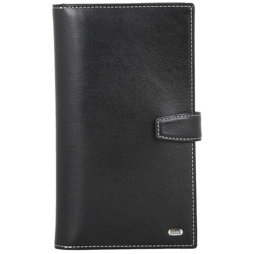 Бумажник путешественника Petek 1855 557.000.KD1 Black