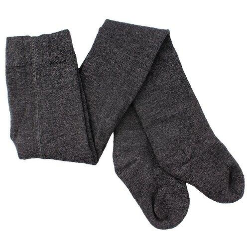 Колготки NORVEG Soft Merino Wool 11SU, размер 98-104, серый