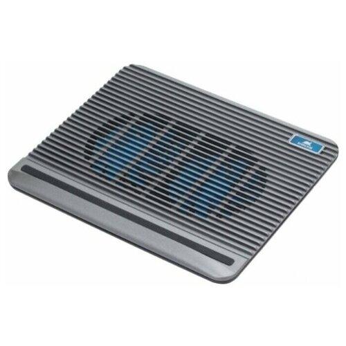 RIVACASE 5555silver /Охлаждающая подставка для ноутбука до 156/ Нескользящие ножки/2 угла наклона