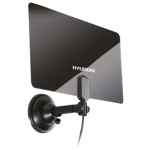 Фото - Комнатная DVB-T2 антенна Hyundai H-TAI220 комнатная антенна hyundai h tai220