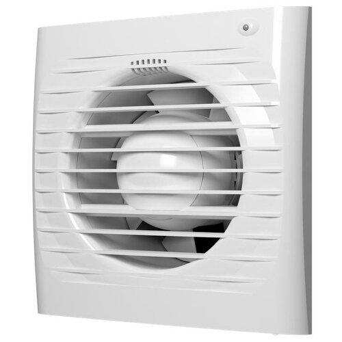Вытяжной вентилятор ERA 5C, белый 16 Вт вытяжной вентилятор era pro storm ywf2e 250 черный 80 вт