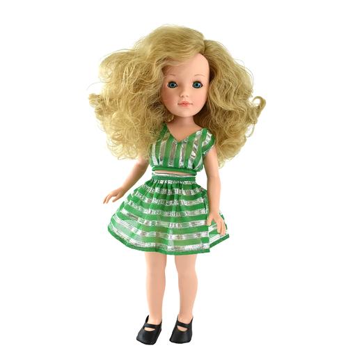 Купить Кукла Vidal Rojas Пепа кудрявая блондинка (в подарочной коробке), 41 см, 4518, Куклы и пупсы