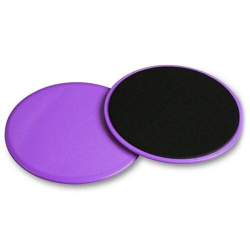 Диски для скольжения Indigo IN097 Violet