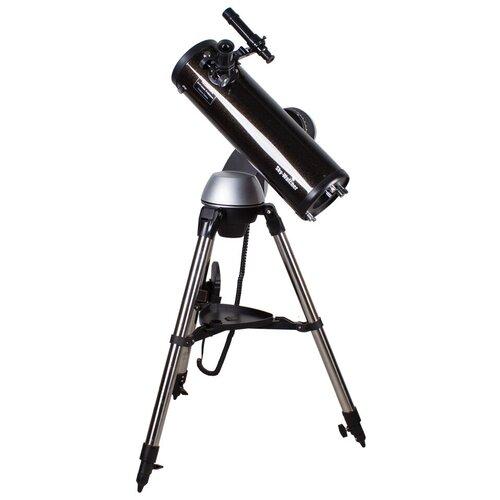 Фото - Телескоп Sky-Watcher BK P1145AZGT SynScan GOTO черный телескоп sky watcher skymax bk mak90eq1 настольный