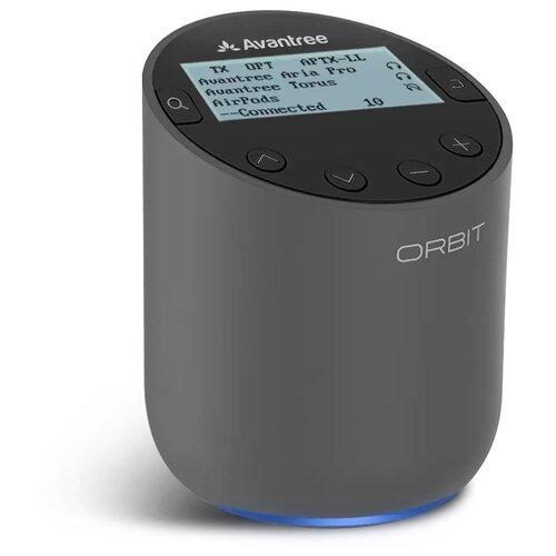 Bluetooth аудио передатчик Avantree Orbit серый