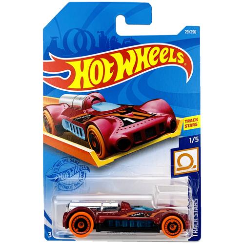 Hot Wheels Базовая машинка Retro Active, красная mattel базовая машинка hot wheels tesla model 3