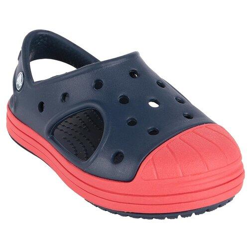 Сабо Crocs размер 25(C8), темно-синий