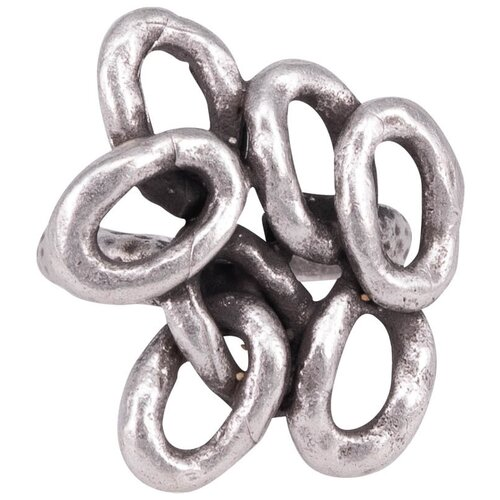 Фото - OTOKODESIGN Кольцо Звенья 4-56466, размер без размера otokodesign кольцо водоворот 4 56496 размер без размера