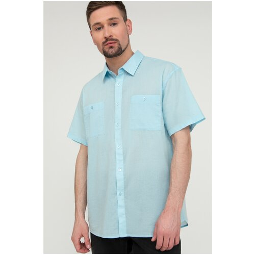 S20-24013 108 Верхняя сорочка мужская L(182-100-41)