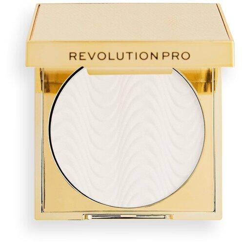 Купить REVOLUTION Пудра компактная Pro CC Perfecting Pressed Powder Translucent