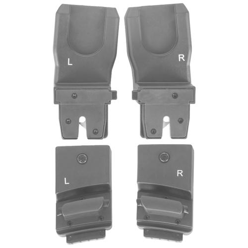 Maclaren Адаптер к ATOM для автокресла Maxi Cosi и Cybex адаптеры для автокресел maclaren atom car seat maxi cosi cybex
