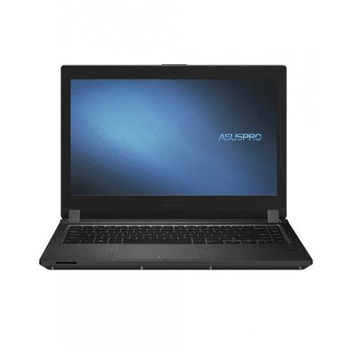 Фото - Ноутбук ASUS ASUSPRO P1440FA-FQ3042T (Intel Core i3 10110U/14/1366x768/4GB/1000GB HDD/Intel UHD Graphics 620/Windows 10 Home) 90NX0212-M42070, черный ноутбук asus pro p1440fa fq2924t 14 intel core i3 10110u 2 1ггц 4гб 1000гб intel uhd graphics windows 10 home 90nx0211 m40510 серый