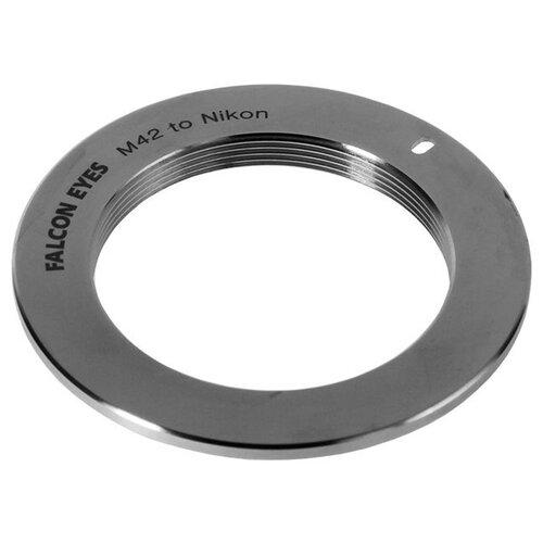 Фото - Кольцо переходное M42 на Nikon кольцо переходное falcon eyes leika r на eos