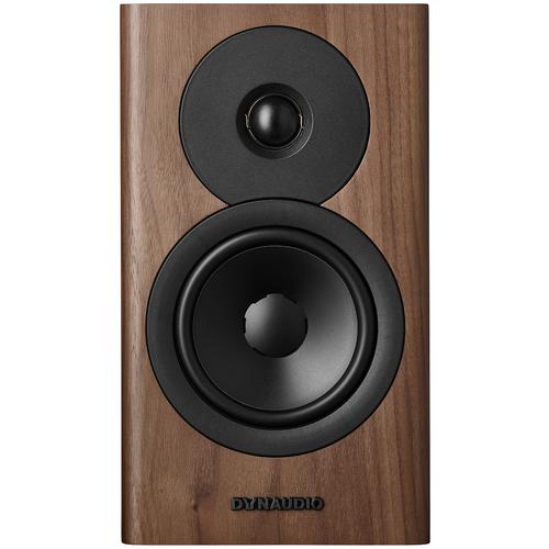 Полочная акустическая система Dynaudio Evoke 10 walnut wood