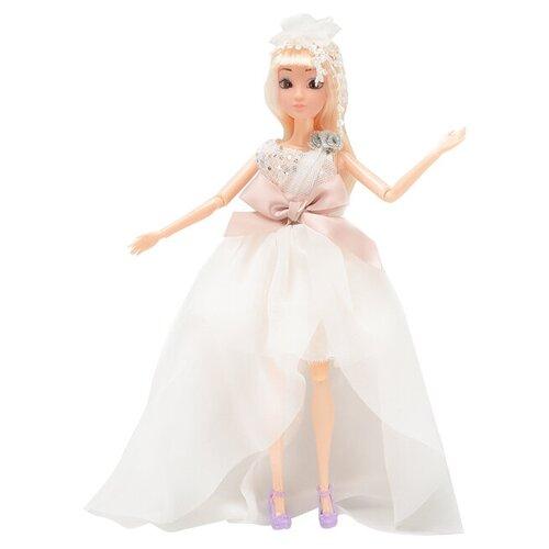 Кукла QIAN JIA TOYS Emily Юная невеста, 28.5 см, HP1092552