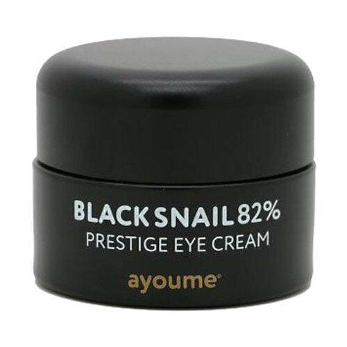 Фото - Ayoume Крем для кожи вокруг глаз Black Snail 82% Prestige Eye Cream, 30 мл asiakiss крем для кожи вокруг глаз snail eye cream 40 мл