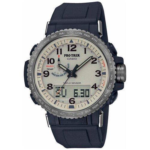 Японские наручные часы Casio PRW-50Y-1BER мужские кварцевые