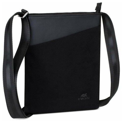 Сумка через плечо Rivacase 8509 black для планшета 8