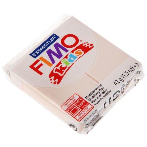Полимерная глина FIMO Kids 42 г телесный (8030-43)