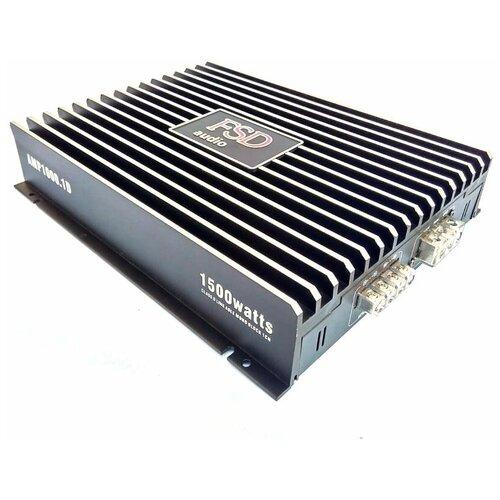 Автомобильный усилитель FSD AMP 1000.1D одноканальный усилитель