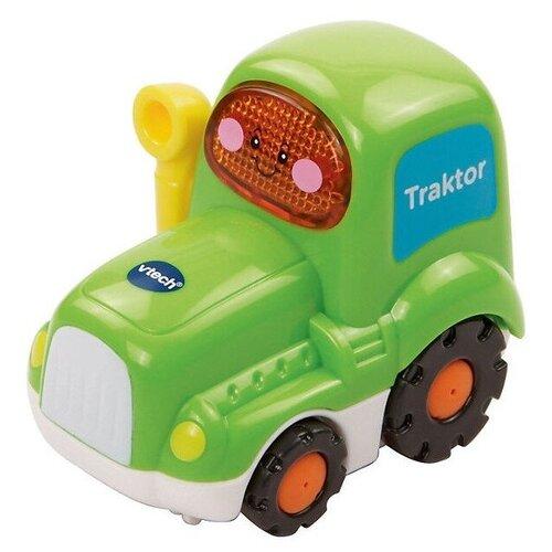 Трактор VTech Бип-Бип Toot-Toot Drivers (80-127726), зеленый